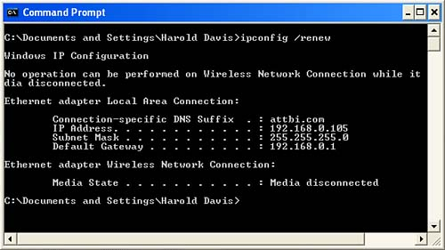 Find Your Router IP Address On Windows - 192.168.0.1